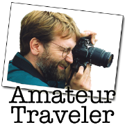Amateur Traveler Video - AppleTV