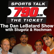 The Dan LeBatard Show with Stugotz and Hochman