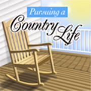 Pursuing A Country Life Podcast
