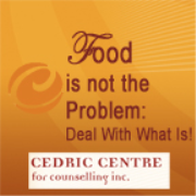 Food is Not the Problem! Blog | CEDRIC Centre