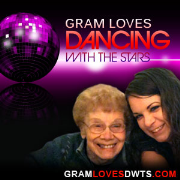 Gram Loves Dancing with the Stars