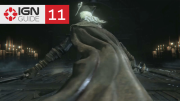 Lady Maria of the Astral Clocktower - Bloodborne: The Old Hunters Walkthrough (Part Eleven)