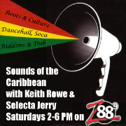 Sounds of the Caribbean with Keith Rowe