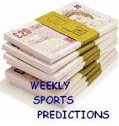 Weekly Sports Predictions
