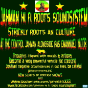 JAHMAN HI FI ROOTS SOUNDSYSTEM