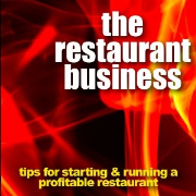 the restaurant business - mp3 audio edition