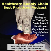 Healthcare Supply Chain Best Practices Podcast