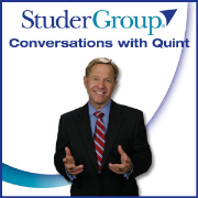 Studer Group - Conversations with Quint