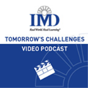 IMD Tomorrow's Challenges Video Podcast  www.imd.ch/podcast/
