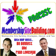 The MembershipSiteBuilding.com Podcast