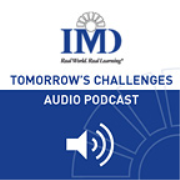 IMD Tomorrow's Challenges Audio Podcast  www.imd.ch/podcast/