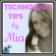 Technology Tips by Mia / TechJives.net / CertificationWeekly.com
