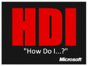 How Do I  (HD) - Channel 9