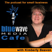BlueWave Media Cafe - Kimberly Beaven