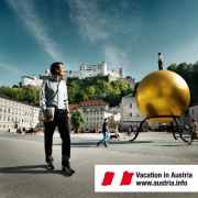 Visit Austria with Kelly & Justin