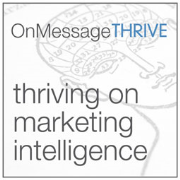 Thriving on Marketing Intelligence - iTunes Podcast Series