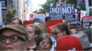 NYC Protests Against Trump & Denounces a President Who Condones White Supremacy