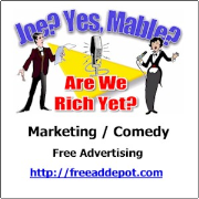 The Joe and Mable Show | Advertising | Internet Marketing | Safelists