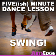 Lesson 1: East Coast Swing (in Standard Definition)