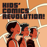 Kids' Comics Revolution!