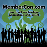 MemberCon.com | How To Sell Memberships and Subscriptions for Online Content