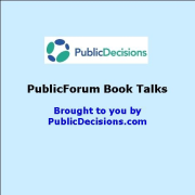 PublicForum Interview with Nick Wates