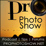 Pro Photo Podcast #76. The First LIVE show.