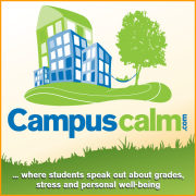 Campus Calm - Talking High School and College Student Stress