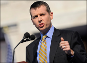 David Plouffe (Obama's 2008 Campaign Manager) on his book 'Audacity To Win'. Again?
