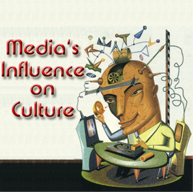 influence of media and culture on