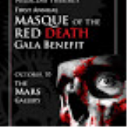 Spooky Good Fun this Monday Night! Wildclaw Red Death Benefit!