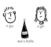 A Guy, a Girl, and a Bottle Wine Podcast
