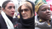 Voices from the NYC Women's Unity Rally: Rep. Alexandria Ocasio-Cortez, Gloria Steinem & More