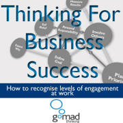 Episode 154 How to recognise levels of engagement at work