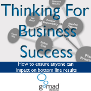 Episode 148 How to ensure anyone can impact on bottom line results