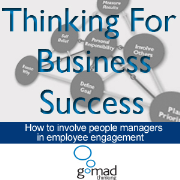 Episode 130 How to involve people managers in employee engagement
