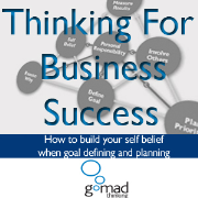 Episode 125 How to build your self belief when goal defining and planning