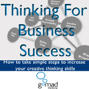 Episode 119 How to take simple steps to increase your creative thinking skills.