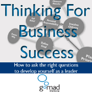 Episode 115 - How to ask the right questions to develop yourself as a leader