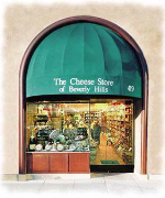 The Cheese Store of Beverly Hills Presents Cheese Culture