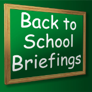Delaware Back to School Briefings
