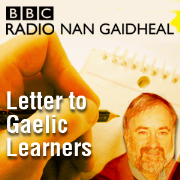Letter To Gaelic Learners