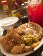 Chicken 'n Waffles Food Podcast