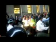Oct. 14, 2011 NYC Protestor Knocked Out