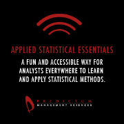 Applied Statistical Essentials (for 6 Sigma)