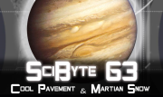 Cool Pavement & Martian Snow | SciByte 63