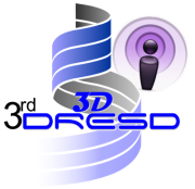 3DDRESD Third Edition Meeting Video Podcast