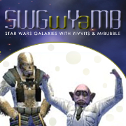 Star Wars Galaxies with Yivvits and Mrbubble!