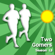Two Gomers Run a Half Marathon (TGRAHM)