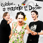 triple j: Robbie, Marieke and The Doctor